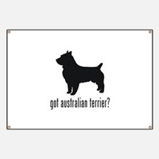 Australian Terrier Banner