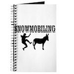 Snowmobiling Kicks Donkey Journal