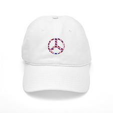 Republican Peace Sign Baseball Cap