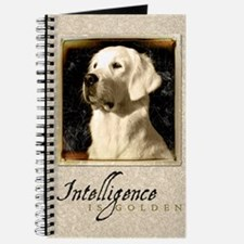 """Intelligence Is Golden"" Journal"