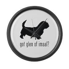 Glen of Imaal Large Wall Clock