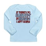 Sleddin' in Heaven Long Sleeve Infant T-Shirt