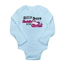 3-silly boys Body Suit