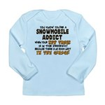 YKYASA - Garage Long Sleeve Infant T-Shirt