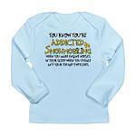 YKYATS - Sleep Long Sleeve Infant T-Shirt