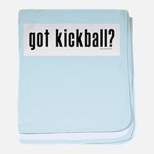 got kickball? Infant Blanket
