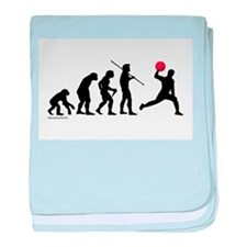 Dodgeball Evolution Infant Blanket