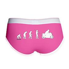 Motorcycle Evolution Women's Boy Brief