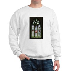 South Stained Glass Window Sweatshirt