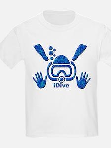 iDive Blue Sea 2010 T-Shirt