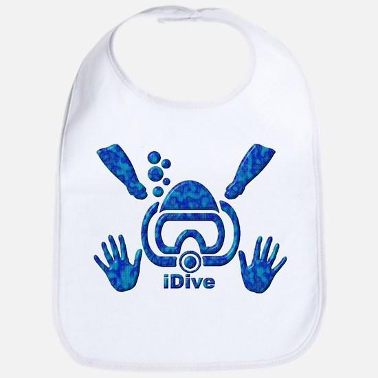 iDive Blue Sea 2010 Bib