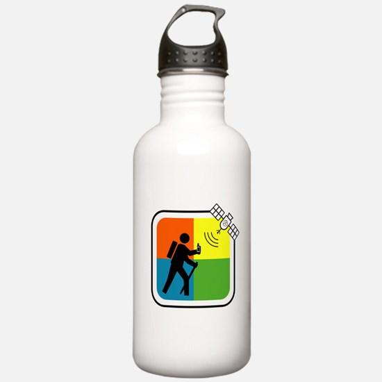 GeoCacher Water Bottle