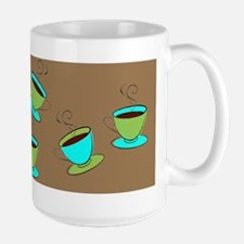 Retro Funky Coffee Cups  Mug
