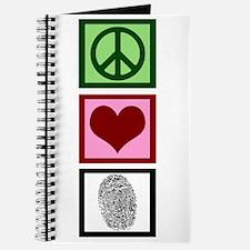 Peace Love Forensics Journal