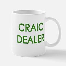 Craic Dealer Irish Humor Mug