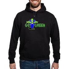 Go Green Frankensteing Body Hoodie