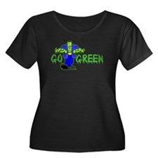 Go Green Frankensteing Body T