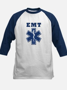 EMT Kids Baseball Jersey