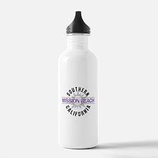 Mission Beach Water Bottle