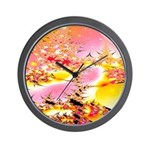 Morontia Shores Wall Clock
