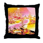 Morontia Shores Throw Pillow