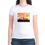 Morontia Shores Jr. Ringer T-Shirt
