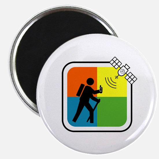 GeoCacher Magnet