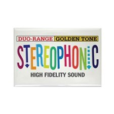 Stereophonic Rectangle Magnet (100 pack)