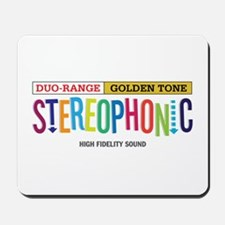 Stereophonic Mousepad