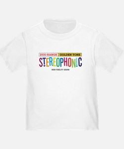 Stereophonic T