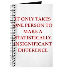 statistics joke Journal