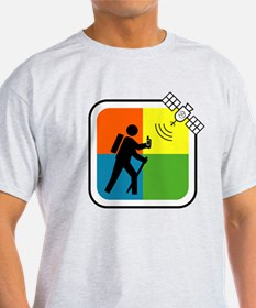 GeoCache Man T-Shirt
