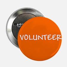 "Unique Volunteer 2.25"" Button"