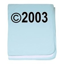Copyright 2003 Infant Blanket