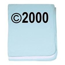 Copyright 2000 Infant Blanket