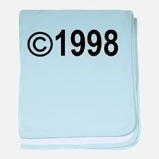 Copyright 1998 Infant Blanket