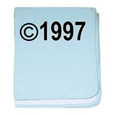 Copyright 1997 Infant Blanket