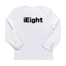 iEight Long Sleeve Infant T-Shirt