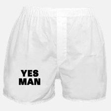 Yes Man Boxer Shorts