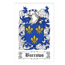 Burrows Postcards (Package of 8)