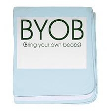 BYOB-breastfeeding Infant Blanket