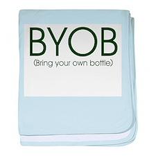 BYOB-bottlefeeding Infant Blanket