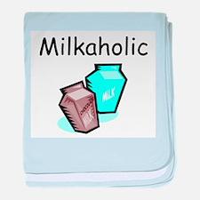 Milkaholic Infant Blanket