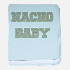 Nacho Baby (Green) Infant Blanket