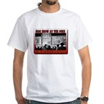 Pike Side Show White T-Shirt