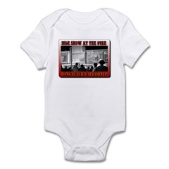 Pike Side Show Infant Bodysuit