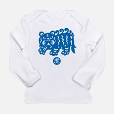 Year of Tiger Long Sleeve Infant T-Shirt
