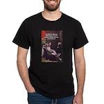 Porn Film Star Sprinkle Black T-Shirt