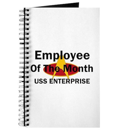 USS Enterprise Employee of th Journal