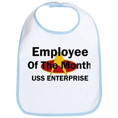 USS Enterprise Employee of th Bib